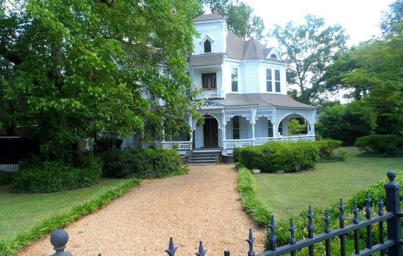 An Antebellum Wonderland: Madison County, Georgia