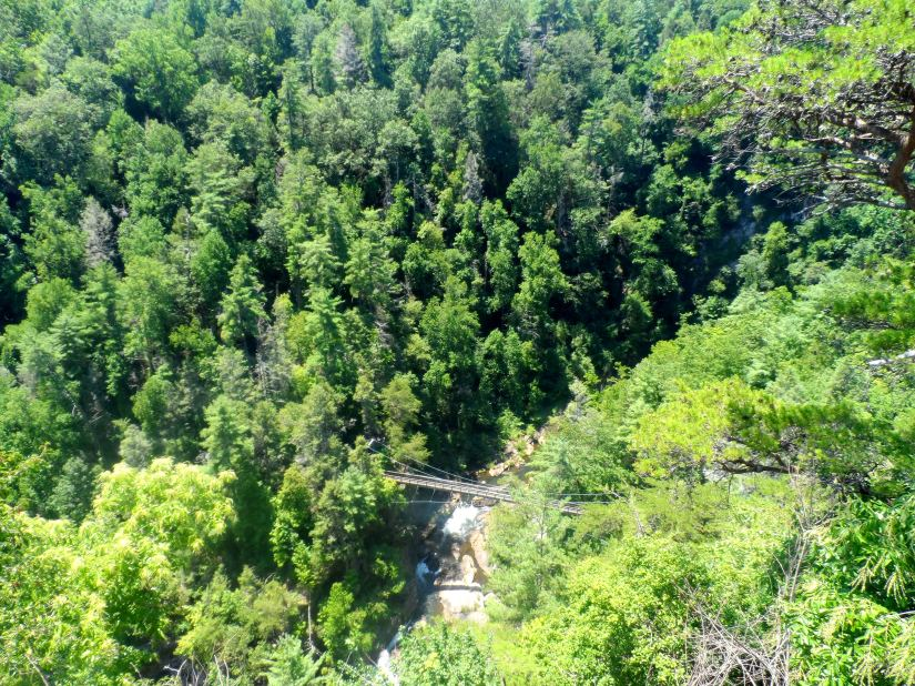 Do you have what it takes to hike the Tallulah Gorge?
