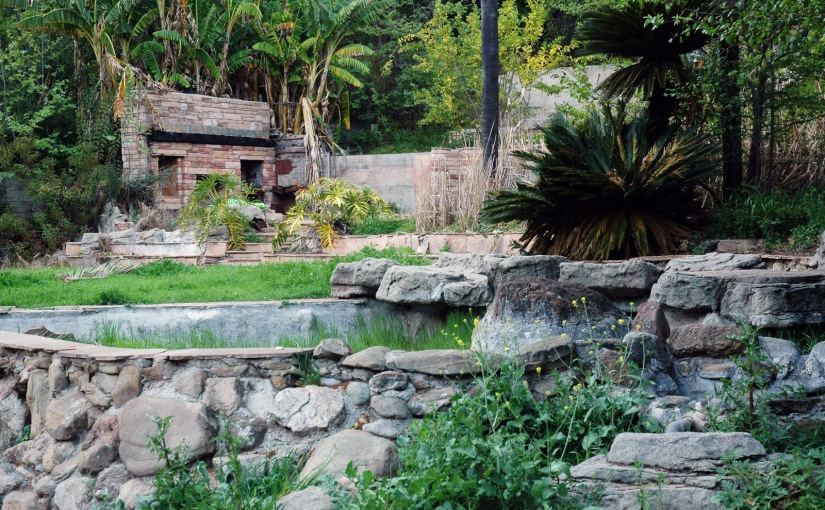 The not-so-hidden mansion ruins of Malibu's Solstice Canyon