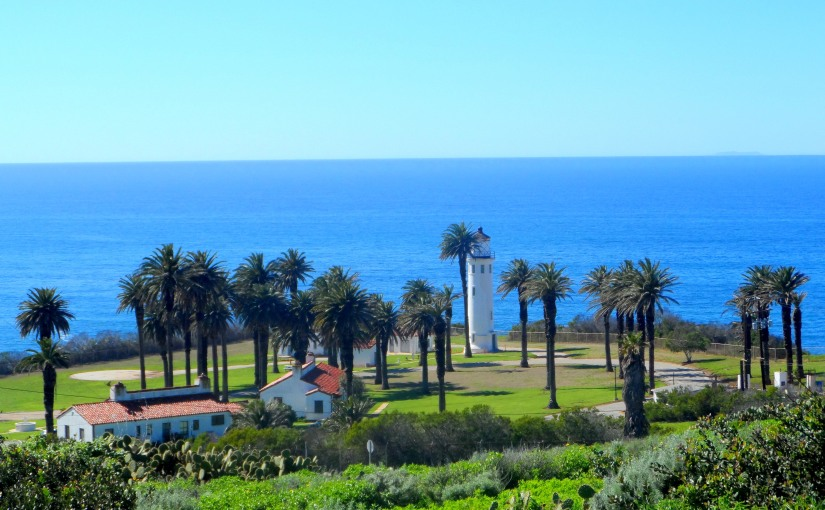 Take in the views from Point Vicente