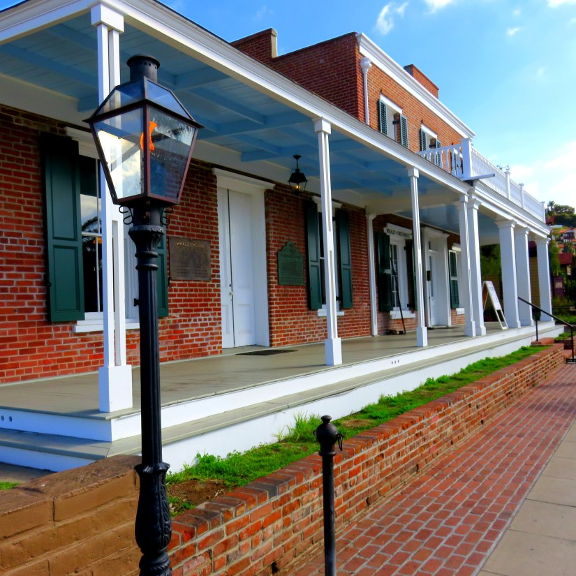 The Haunted & Historic Whaley House