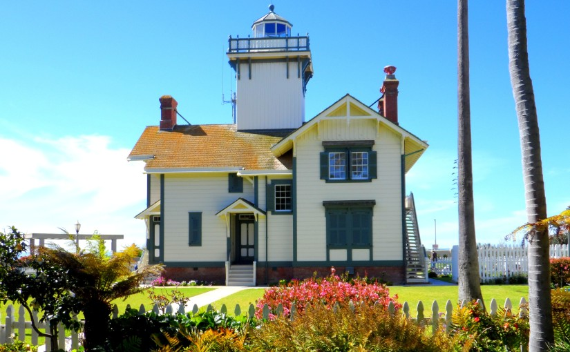 The Point Fermin Lighthouse