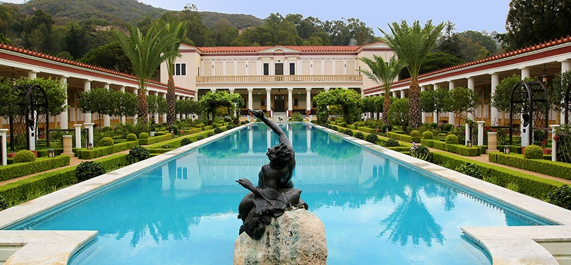 Visiting the Getty Villa